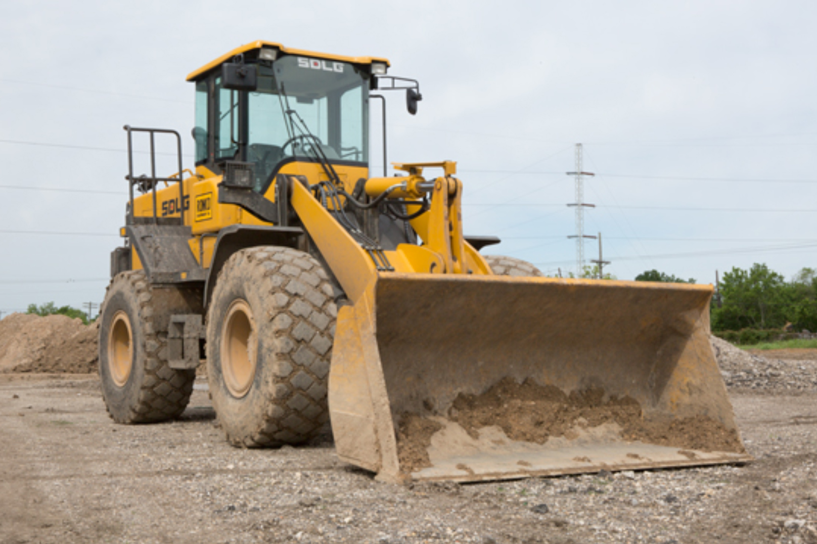 Safe Ways To Work With A Front End Loader