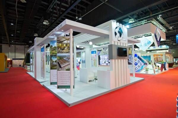 All about going with the right exhibition stand