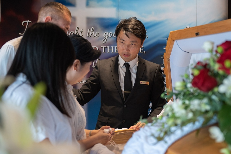 Singapore Casket for all Kinds of Bereavement Services in Singapore